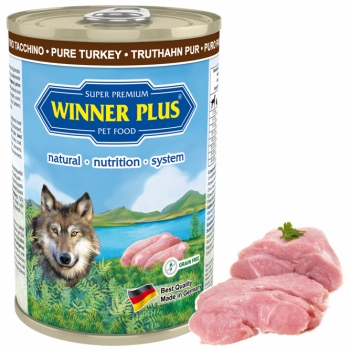 WP DOG MONO PUR Truthahn 400g